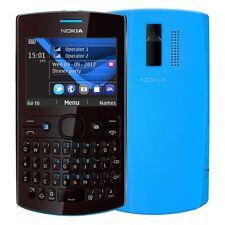 Nokia Asha 205 Cyan Dark rose single sim qwerty Clavier sans simlock NEUF