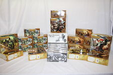 ARCANE LEGIONS Player Set w/33 NEW Boxed Kits: Roman Han Egyptian, Army Booster