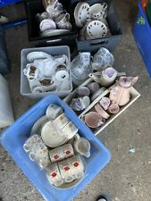 More details for job lot  vintage coffee english china & pottery coffee sets