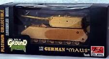 Easy Modelo Panzer Ratón Versión de guerra EJÉRCITO Tanque Panzerkampfwagen 1:72