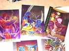 1995 FLEER ULTRA X-MEN CHROMIUM SIGNATURE PARALLEL CARD SINGLES! HAUNTED NEW 7/9