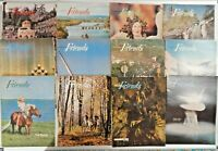 Lot of 12 Friends Magazines 1965 - 1968