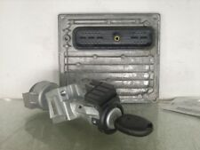 172370 UNIT ENGINE FORD FOCUS II (da3) 1.4 5m5112a650gf incl. Ignition Lock