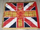 The Yorkshire Regiment 4th Bn Queen's colours flag