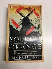Erik Hazelhoff Soldier Of Orange [sphere] Paperback Book