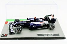 FORMULA 1 UNO F1 ESCALA 1/43 WILLIAMS FW34 MODELO COCHE CAR MODELO DIECAST IXO