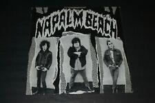 Napalm Beach~Self-Titled~RARE 1985 Punk Rock~Portland, Oregon~FAST SHIPPING!