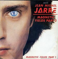 7inch JEAN MICHEL JARRA magnetic fields part 2 HOLLAND EX+ 1981 +PS