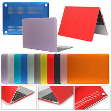 "Rubberized Hard Case Shell+ Keyboard Cover for Macbook Pro 13/15"" Air 11/13""inch"