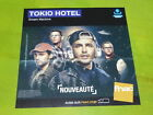 TOKIO HOTEL - DREAM MACHINE !!!!PLV 30 X 30 CM !!INSTORE PAPER DISPLAY