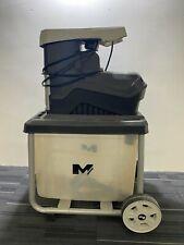 More details for  mac allister mshp2800d-2 2800w 100kg/hr shredder 220-240v (3560)