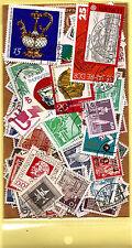 ALLEMAGNE  pochette 100 timbres oblitérés  tous différents , bon etat  K100/8