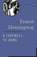 A Farewell to Arms by Ernest Hemingway (Hardback, 1997)