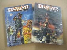 Dampyr-band 5 & 6-boselli & genzianella-Bonelli Comics