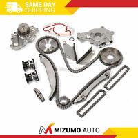 Timing Chain Kit Water Pump Oil Pump Fit 00-04 2.7 Dodge Chrysler V6