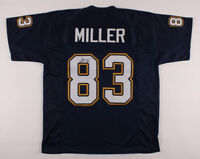 Anthony Miller Signed San Diego Chargers Football Jersey  ~ JSA COA Authentic! ~