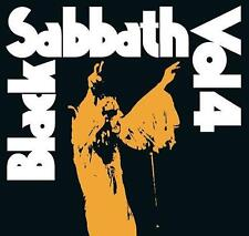 BLACK SABBATH - VOL 4 Remastered CD ~ OZZY OSBOURNE ~ VOLUME FOUR *NEW*