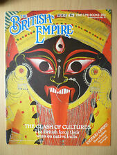 Flyer- THE BRITISH EMPIRE- BBC TV Time Life Books, No.14:Clash of. 4 Pages