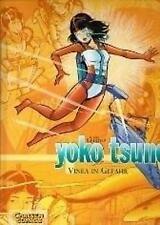 Yoko Tsuno output totale 4, Carlsen