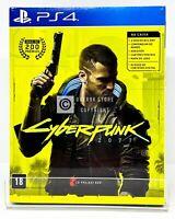 Cyberpunk 2077 - PS4 - Brand New | REGION FREE | Portuguese Cover
