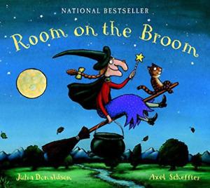 Donaldson Julia/ Scheffler ...-Room On The Broom (US IMPORT) BOOK NEW