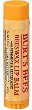 Burt's Bees 100% Natural Lip Balm, 4.25 G - Beeswax