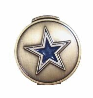 Dallas Cowboys Hat Clip with Golf Ball Marker
