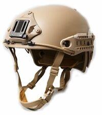 Softair Toy Fma Cp Airframes Helmet Crye Style Tan Sand De Uk Medium