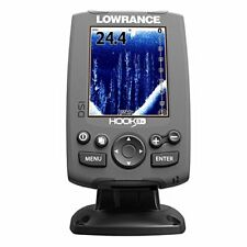 New Lowrance 000-12636-001 Hook-3X DSI Sonar, W/455/800 XDCR