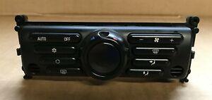 R50 R52 R53 Mini Cooper S One Cabrio Automatic Air Conditioning Controls 6922255