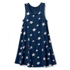 NWT Gymboree July 4th Navy Blue star Dress girls 5/6,7/8,10/12,14