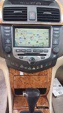 04;05;06;07 HONDA Accord -Navigation GPS Radio 6 CD Changer