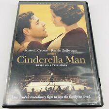 Cinderella Man DVD 2005 Widescreen Russell Crowe Renee Zellweger