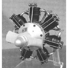 Bauplan 7-Zylinder-Sternmotor Modellbau Modellbauplan