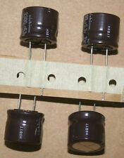 10pcs Nichicon 3300uF 6.3V 105°C Electrolytic capacitor