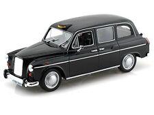 Welly Austin FX4 London Taxi Black 1/24 Diecast Car 22450