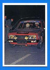 SUPER AUTO - Panini 1977 -Figurina-Sticker n. 104 - FIGURINA SAGOMATA -New