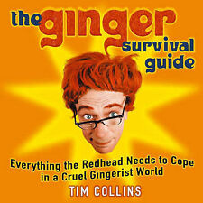 The Ginger Survival Guide: Everything the Redhead Needs to Cope in a-ExLibrary