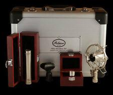 Peluso P-84 Single Small Diaphragm Microphone w/Cardioid & Omni Capsules - New!