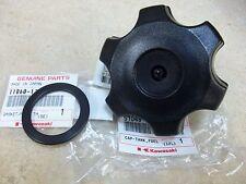 KAWASAKI GAS CAP + GASKET 1997 1998 KX 125 250 1999 2000 2001 2002 2003 2004 500