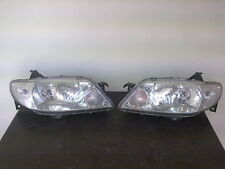 98-03 JDM Mazda Familia protege Headlights Mazdaspeed 323 BJ series 02 03