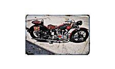 Bianchi 250 Sport Motorbike A4 photo Retro Bike