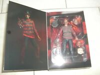 Nightmare On Elm Street Actionfigur 30th Anniversary Ultimate Freddy Krueger 18