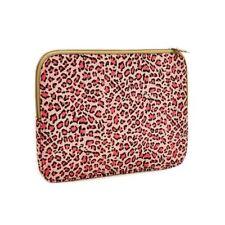 UNIK CASE-Pink Leopard Design Zipper Sleeve Bag for All 13-Inch Laptop