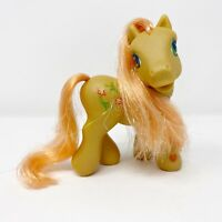 My Little Pony G3 Sunset Sweety 2004 Glitter Pony Hasbro MLP