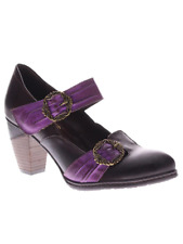 L'Artiste Delany By Spring Step Brown Leather Shoes 35 EU / 5 US Women