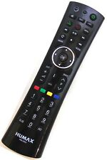 Genuine Humax RM-109U RM-I09U Freeview PVR Remote For HDR-2000T Receiver