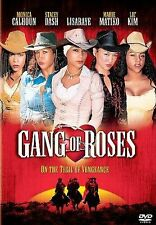 Gang of Roses (DVD, 2004) VERY RARE OOP BRAND NEW
