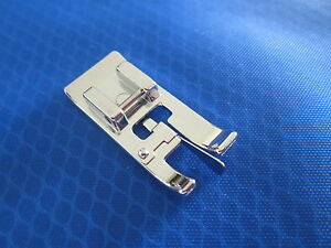 Edge Stitch Foot Fits Domestic Sewing Machines Janome Brother Singer Toyota