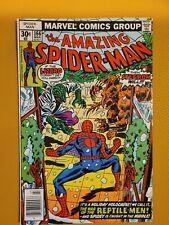 The Amazing Spider-Man #166 The Lizard Len Wein - Marvel Comics! Bronze Age!